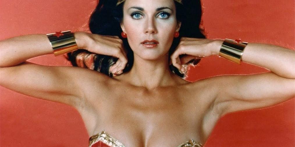 OG Wonder Woman Lynda Carter To Play POTUS On 'Supergirl'