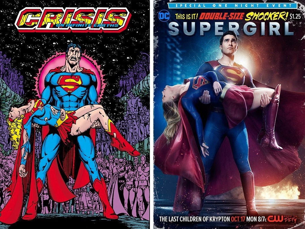 'Supergirl' Wastes 'Crisis on Infinite Earths' Reference