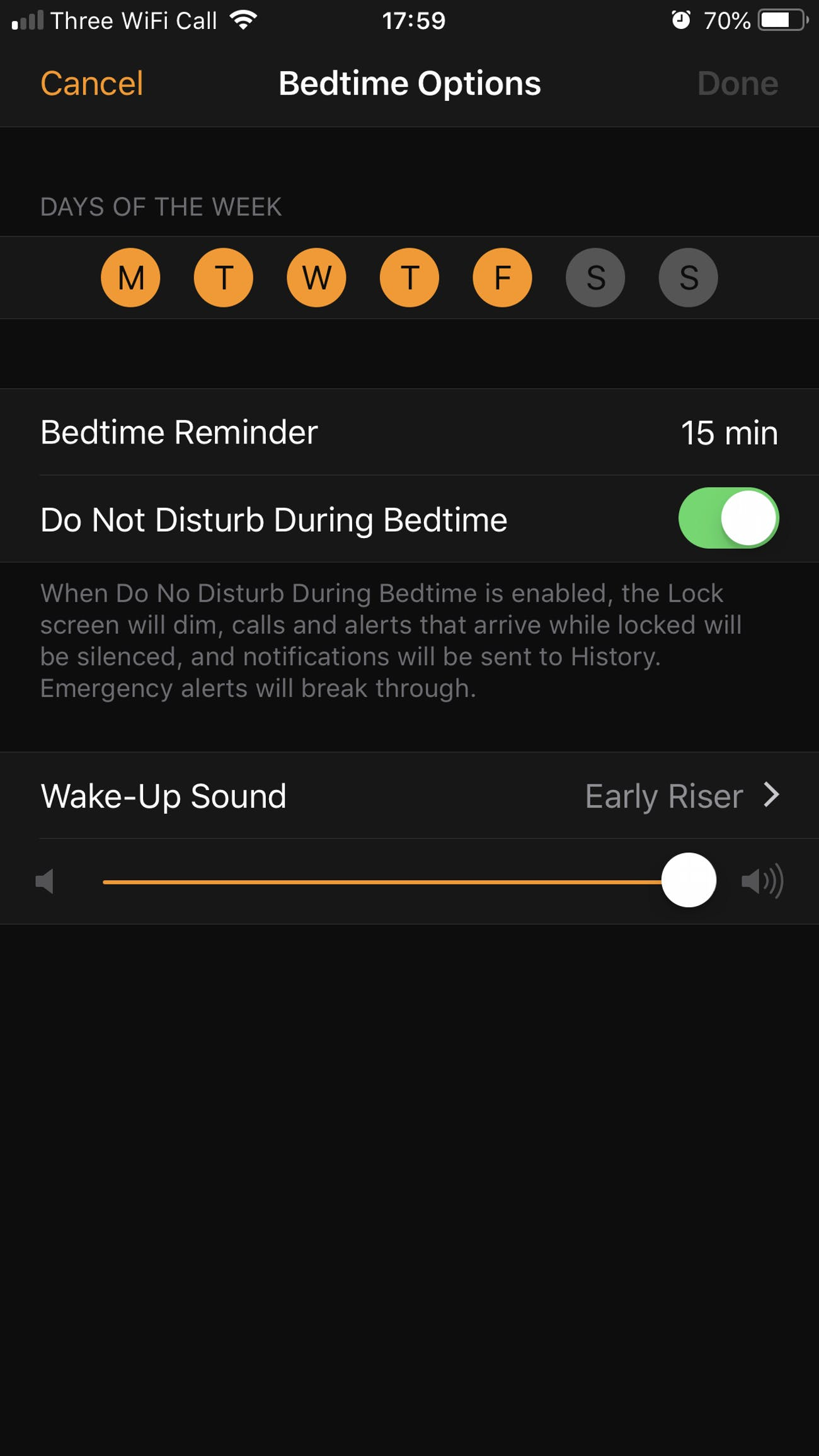 iOS 12: Why Apple's New Bedtime Alarm Will Make Mornings Less