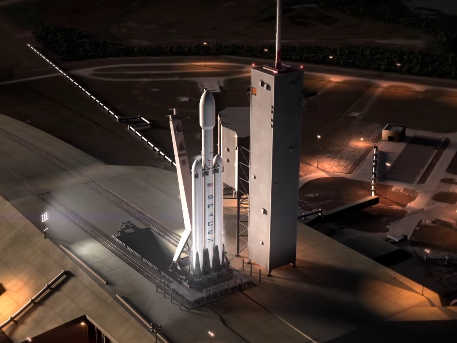 Elon Musk Says SpaceX Falcon Heavy Is the Most Powerful Rocket in the World: What Will It Carry?