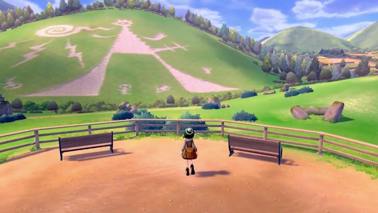 pokemon sword and shield legendary