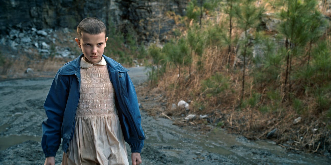 cb3427db31 Here's the Eleven from 'Stranger Things' Costume for Men | Inverse