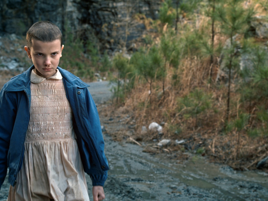 Here's the Eleven from 'Stranger Things' Costume for Men