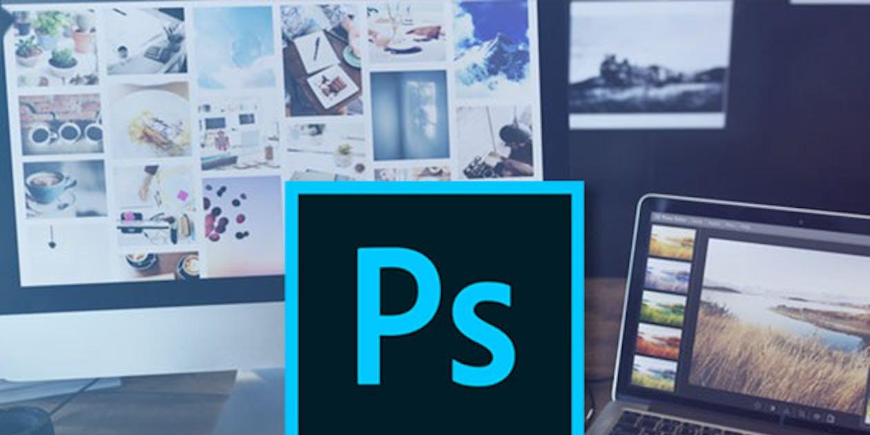 The Complete Master Photoshop & Adobe CC Bundle