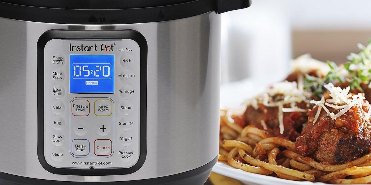 Instant Pot, Amazon Prime Day, multicooker, kitchen applicant