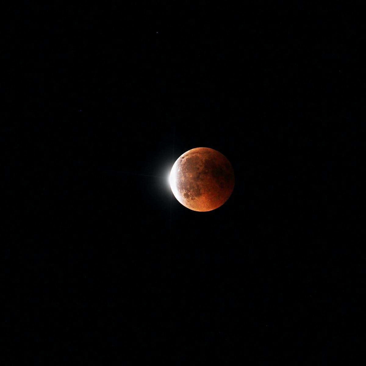 more photos de42b 8817a Total Lunar Eclipse 2019  Super Blood Wolf Moon Will Be