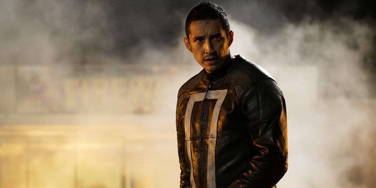 Agents of SHIELD Ghost Rider Marvel