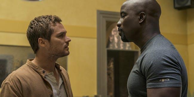 Luke Cage Iron Fist Netflix