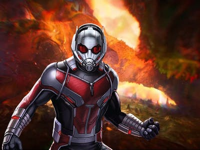 'Ant-Man and the Wasp' Quantum Realm