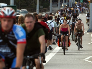 Bike Lanes Need to Be Wider to Truly Improve Public Health