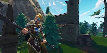 'Fortnite' Week 5 Snobby Shores Treasure Map