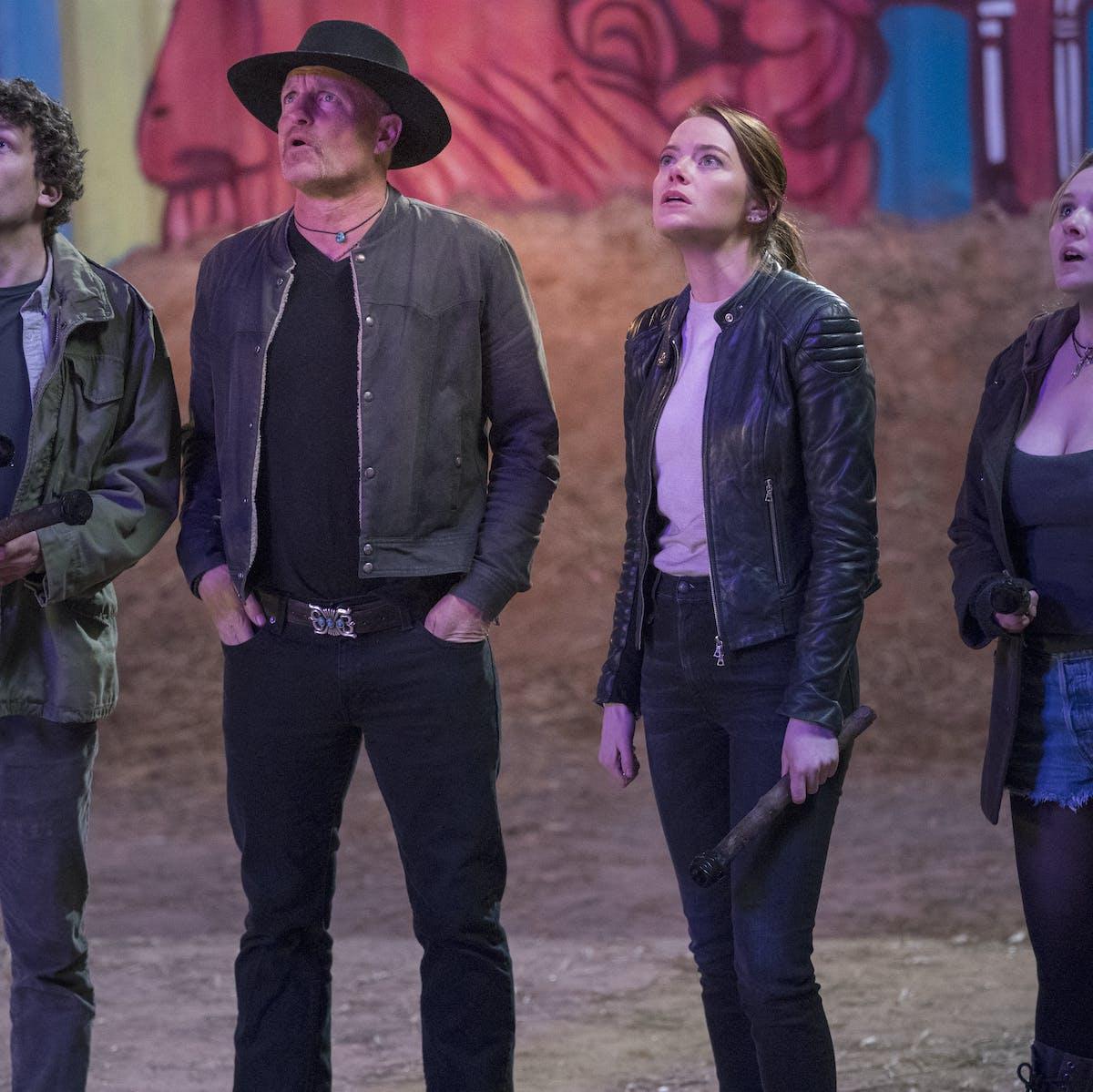 'Zombieland: Double Tap' has a wild Bill Murray post-credits scene
