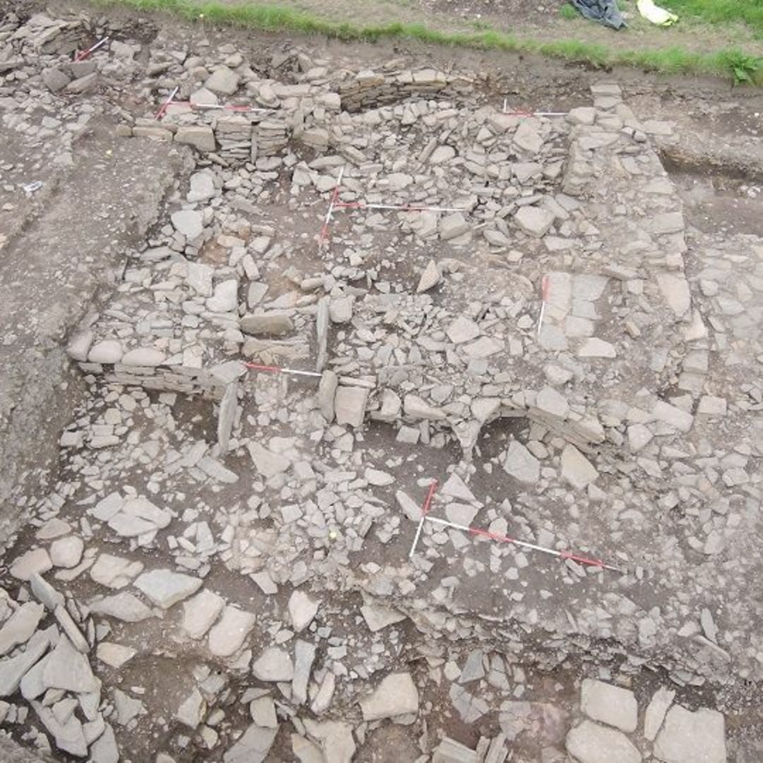 structure K cairns orkney archaeology