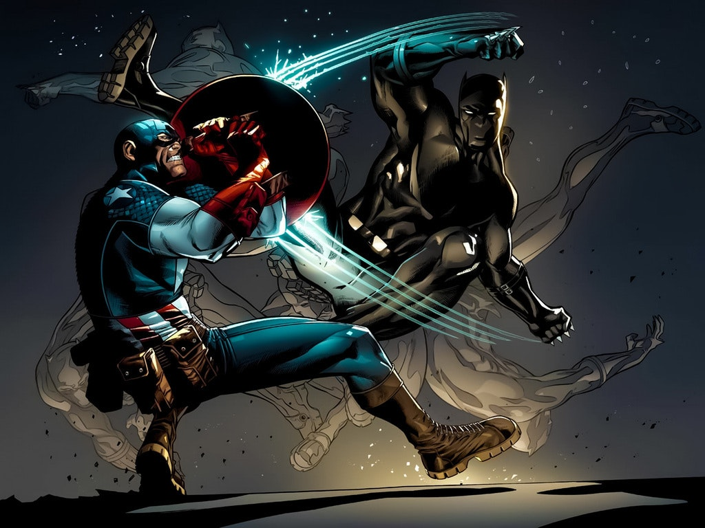 Forget Captain America: Black Panther Is The Ultimate Hero For A Globalized MCU