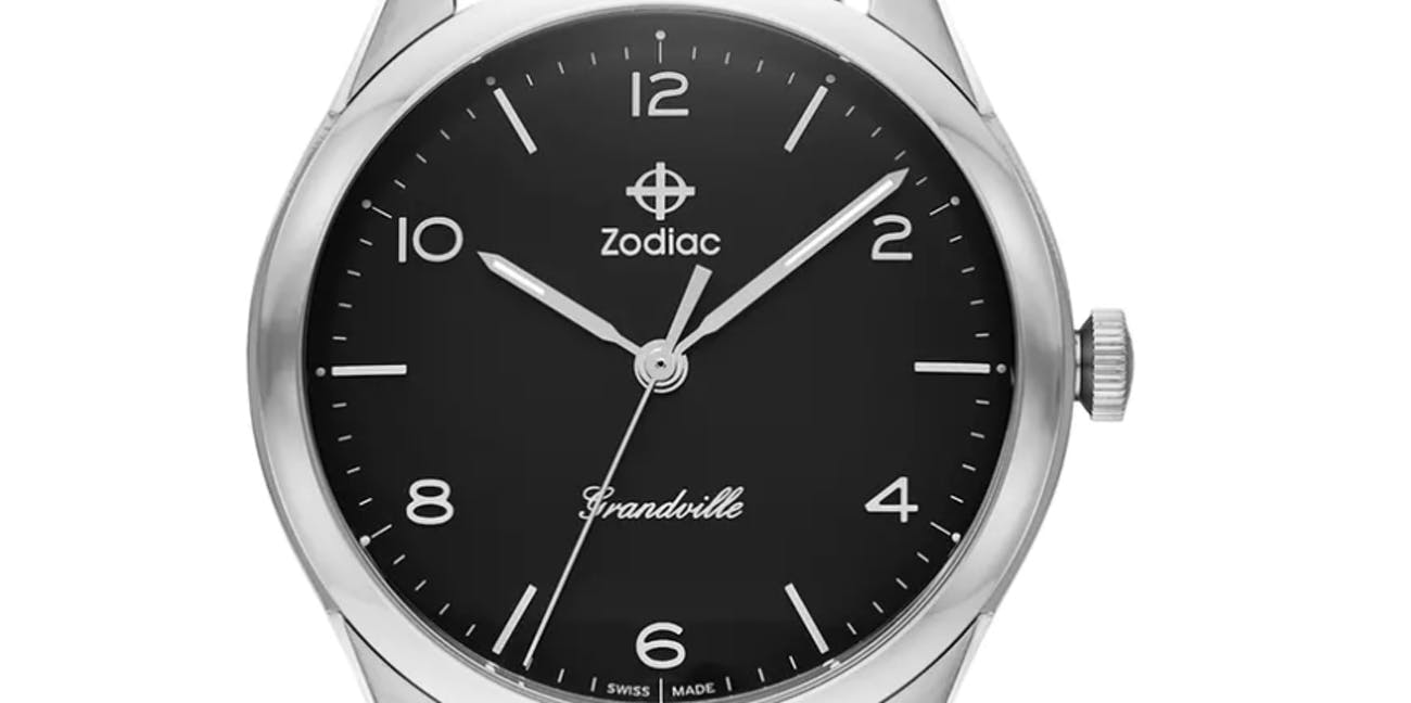 Zodiak Granville watch