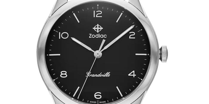 Zodiak Granville watch