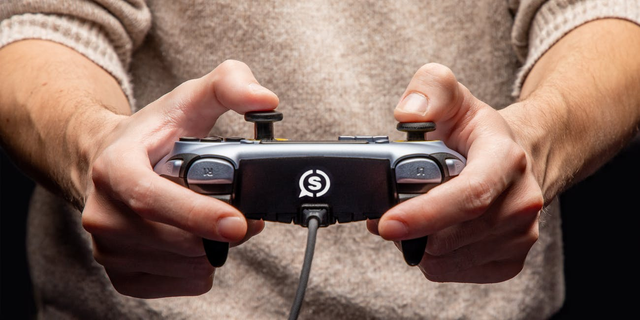 make your ps4 controller vibrate