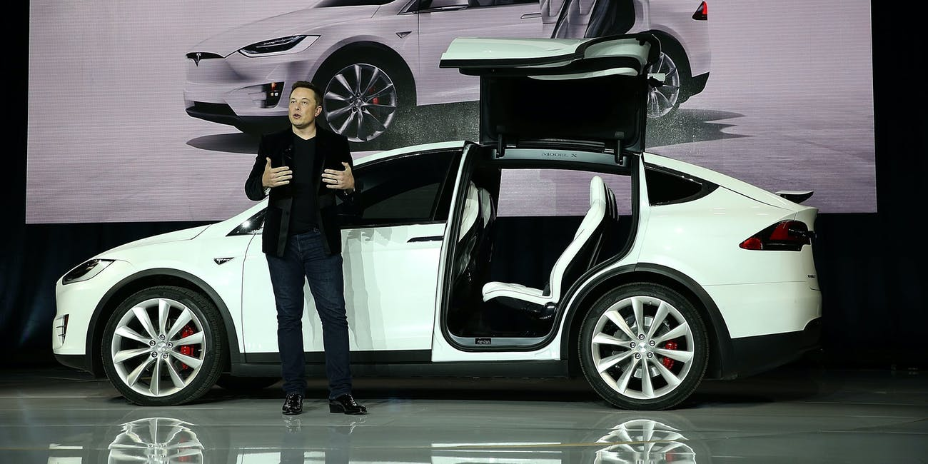 A Tesla Model S Redesign May Make It More Like X What Would That Say About Elon Musk Engineering Strategy