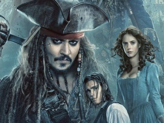 'Pirates of the Caribbean 5' Sails Ahead at the Weekend Box Office