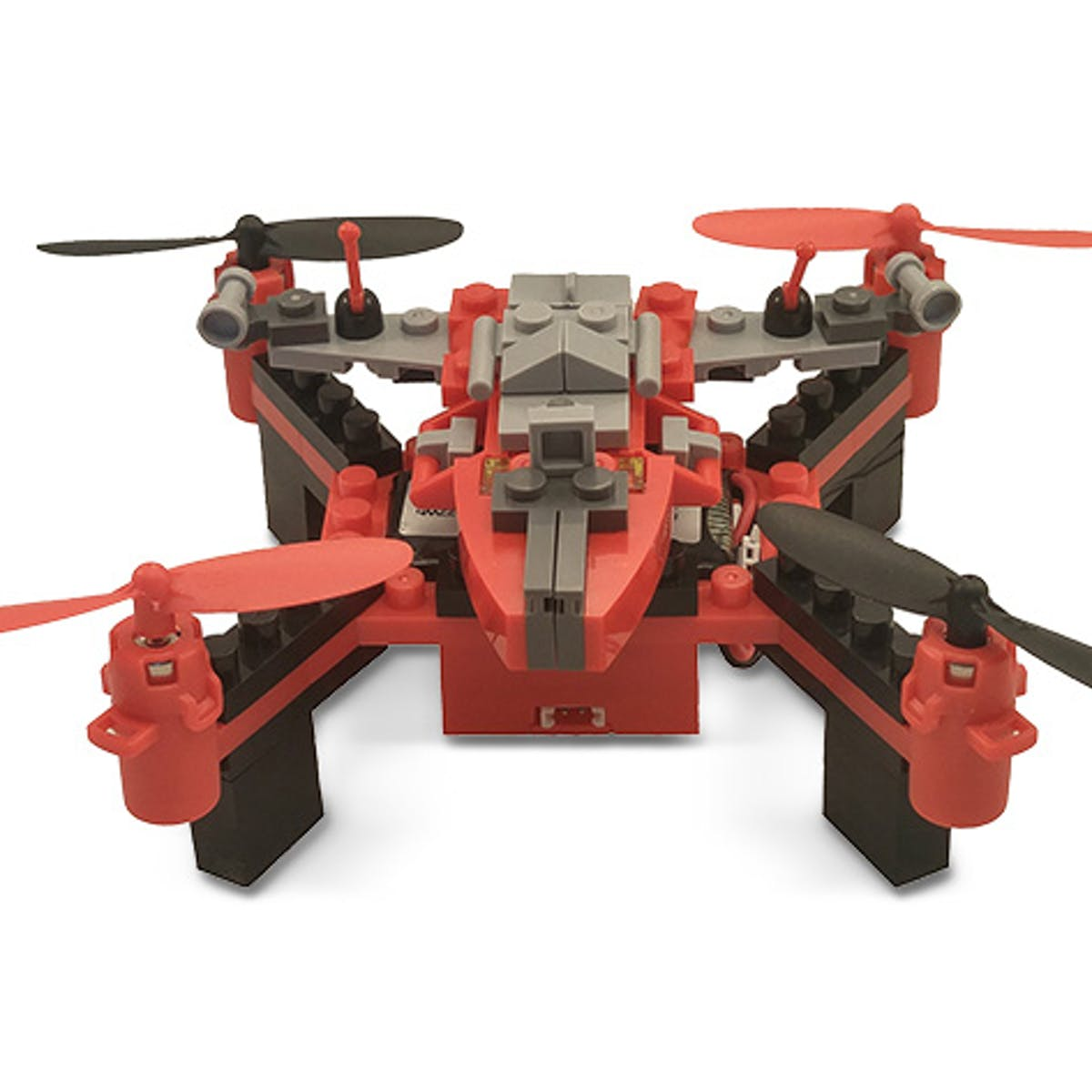 Build Your Own LEGO-Style Drone for Cheap