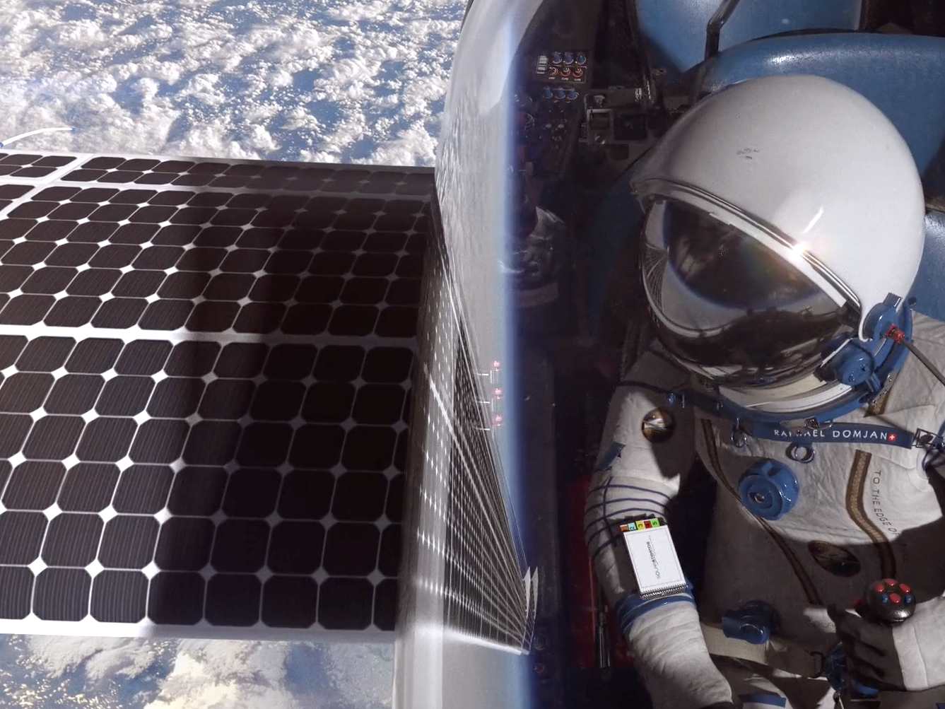 SolarStratos Will Use Solar for Space Tourism