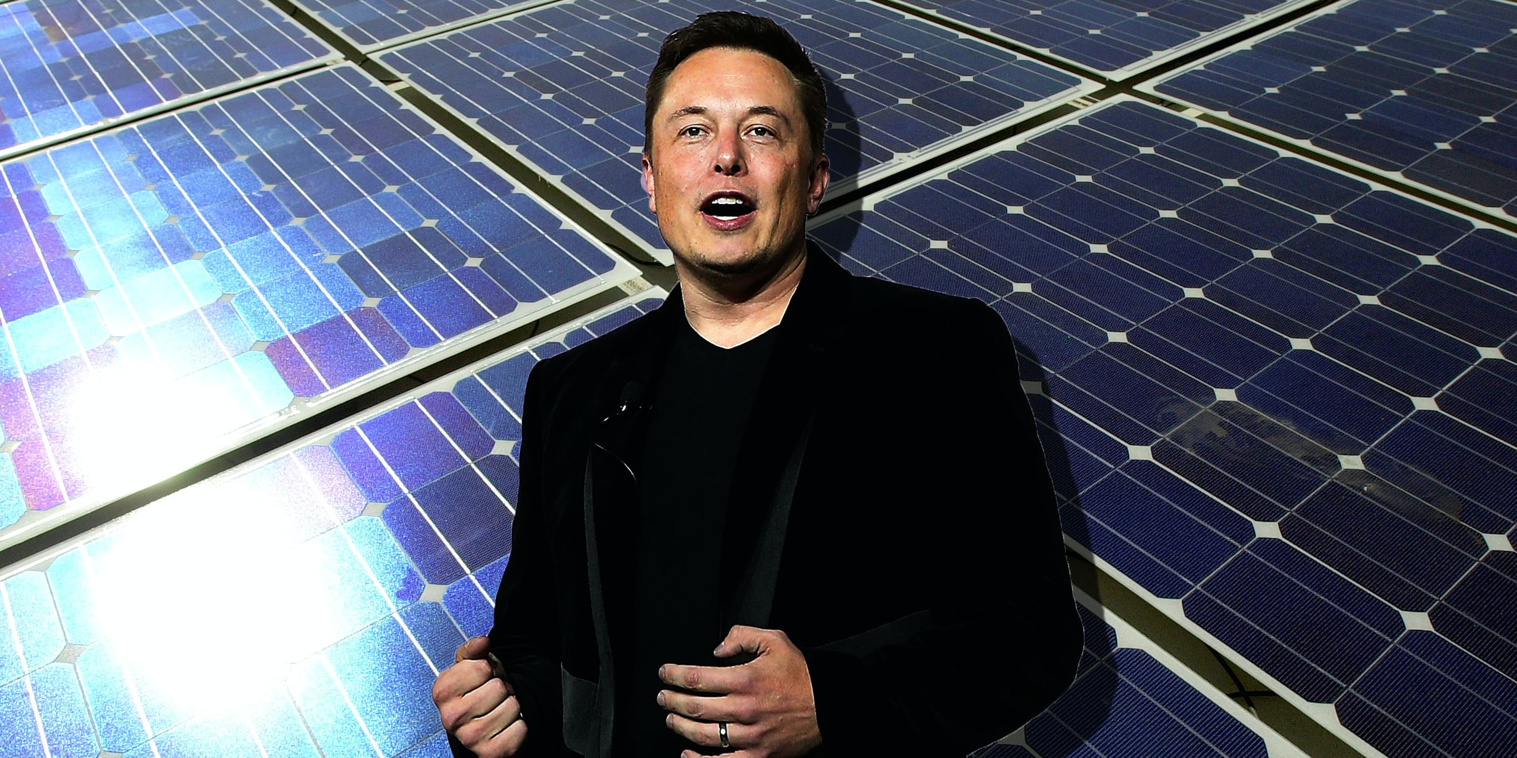 Elon Musk has a vision for the home of the future.