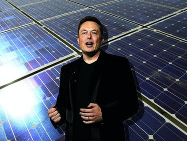 Elon Musk Describes His Vertically Integrated Home of the Future