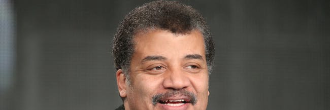 Neil degrasse tyson tweets a dad joke for christmas inverse for Tyson motors service hours