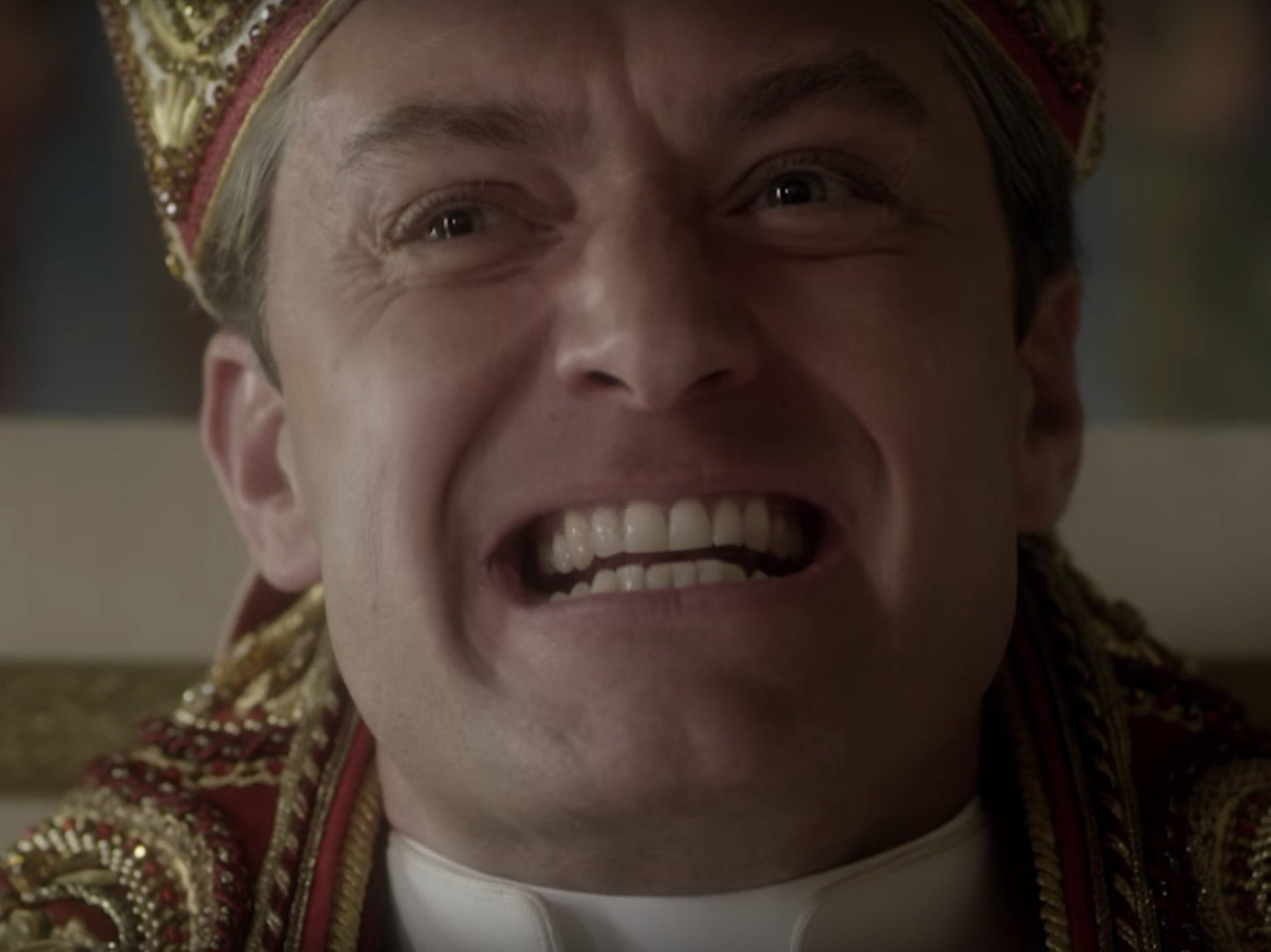 'The Young Pope' Hasn't Even Aired and Its Memes Are Lit