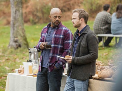 'The Path's' Best Episode, 'Breaking and Entering,' Puts Aaron Paul In Trouble