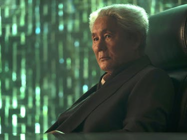 4 Ways Section 9 Boss Aramaki Dominates 'Ghost in the Shell'