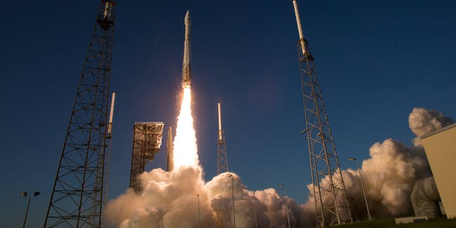 OSIRIS-REx Launch