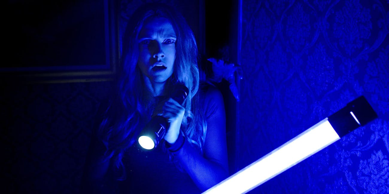 Is Lights Out Viral Short Turned Blockbuster Worth