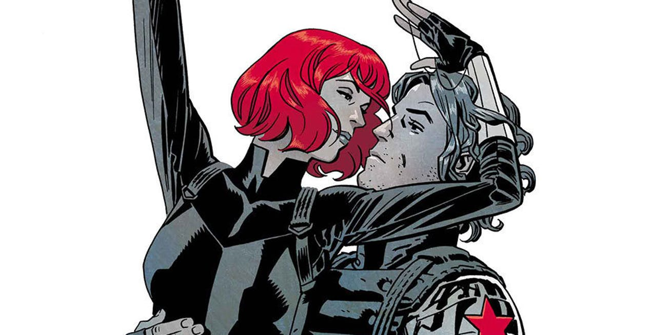 Cover for Black Widow #9 from Marvel Comics