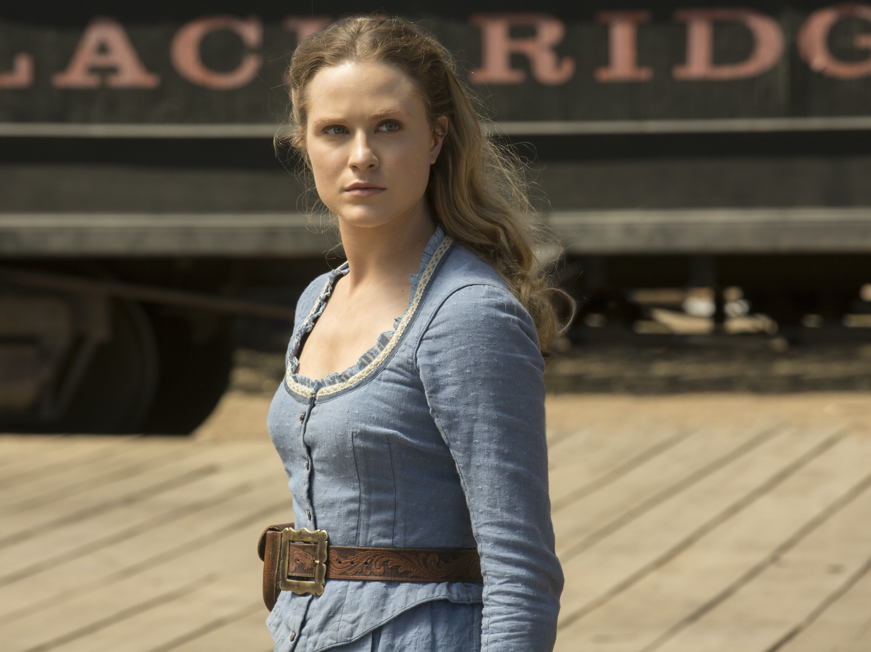 The Mysterious Wyatt on 'Westworld' Is Probably Dolores