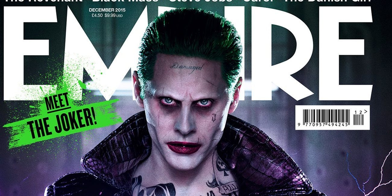 The 5 Best Joker Conspiracy Theories Inverse