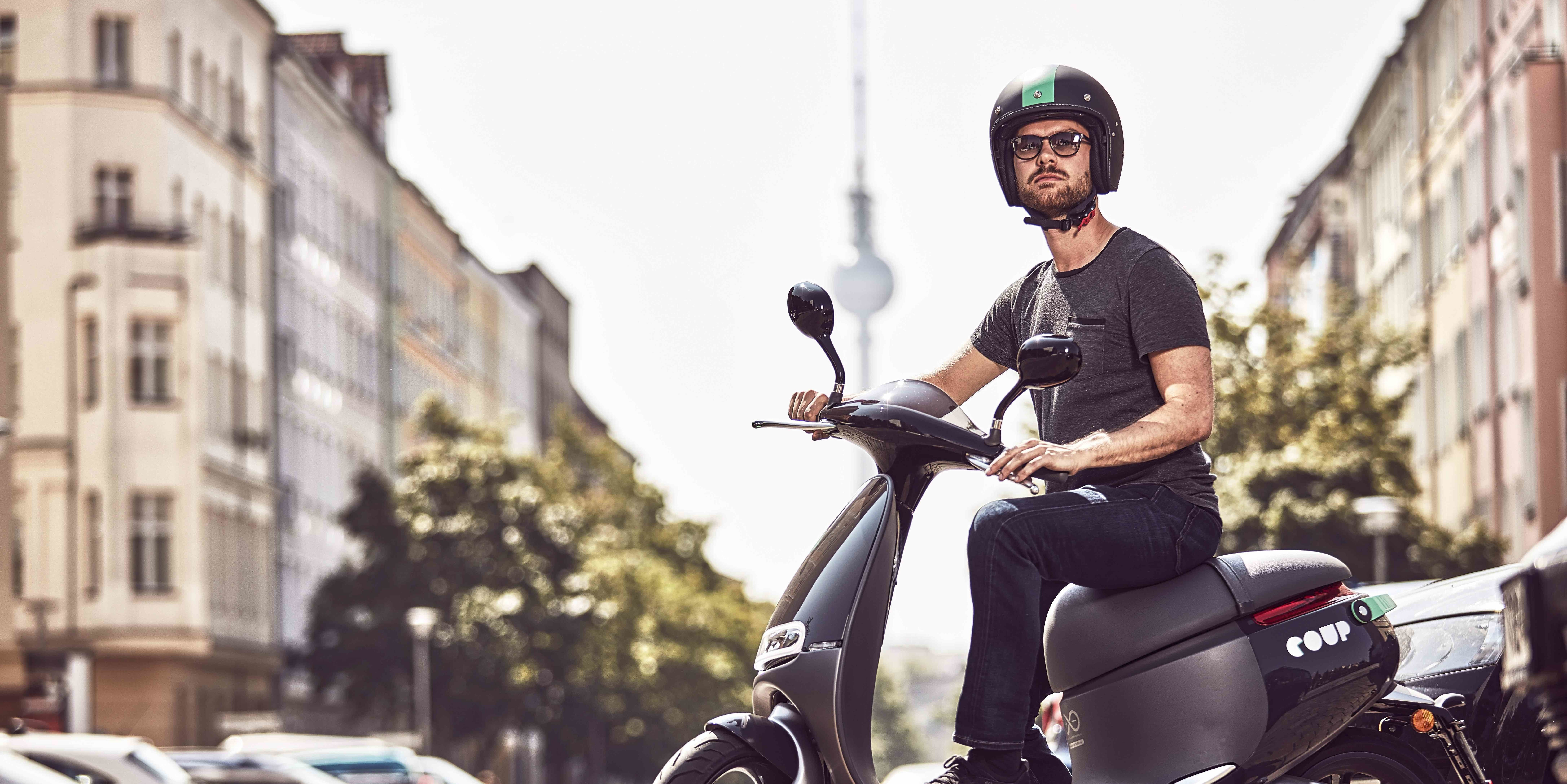 Gogoro And Coup Just Launched A 23 A Day Electric Scooter Scheme In