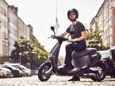Berlin OK's $23-a-Day Electric Scooter Rentals