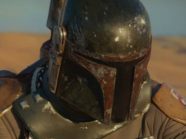 Someone Wearing Boba Fett's Helmet is Hiding in 'Rogue One'