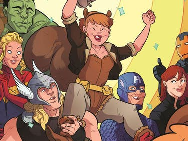 Holy Crap They're Making a Squirrel Girl TV Show