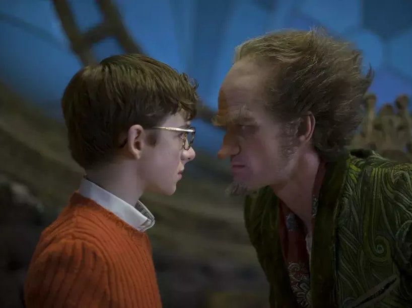 Netflix's 'Unfortunate Events' Fixes The Books' Plot Holes