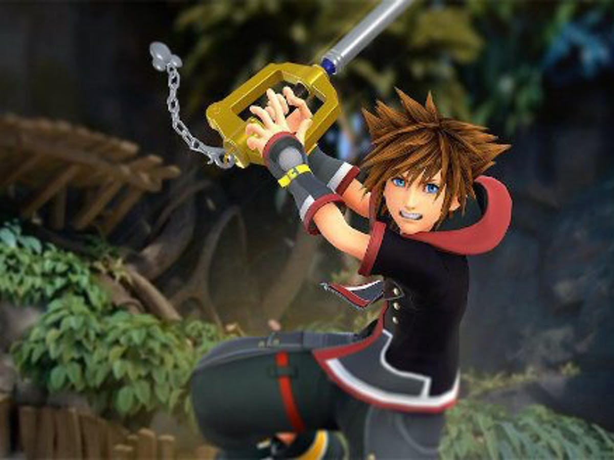 Kingdom Hearts 3 Ultima Weapon How To Get The Most Powerful