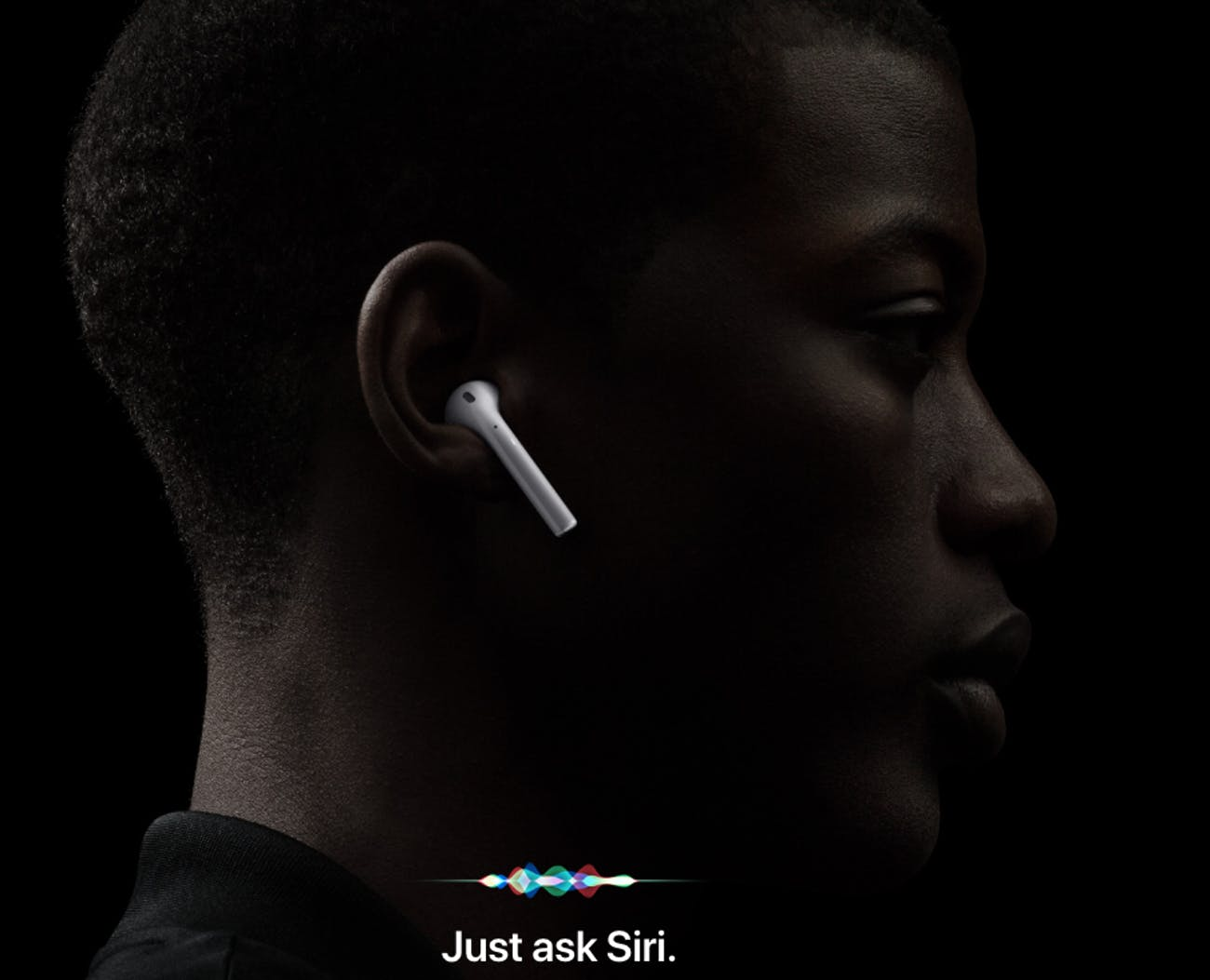 apple airpods update hey siri support