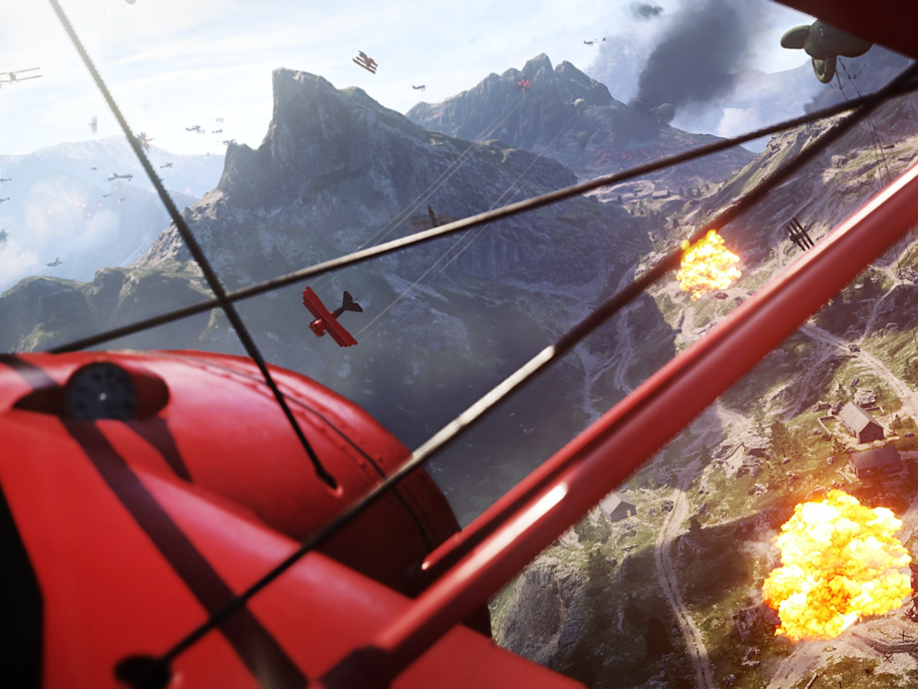 The 'Battlefield 1' Open Beta Shows the Game is Off to a Promising Start