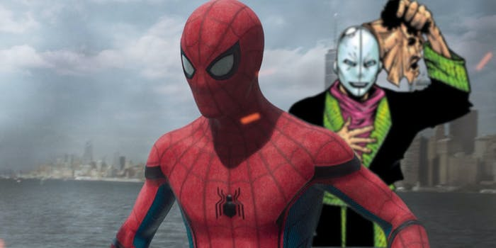 Spider-Man Far From Home Chameleon