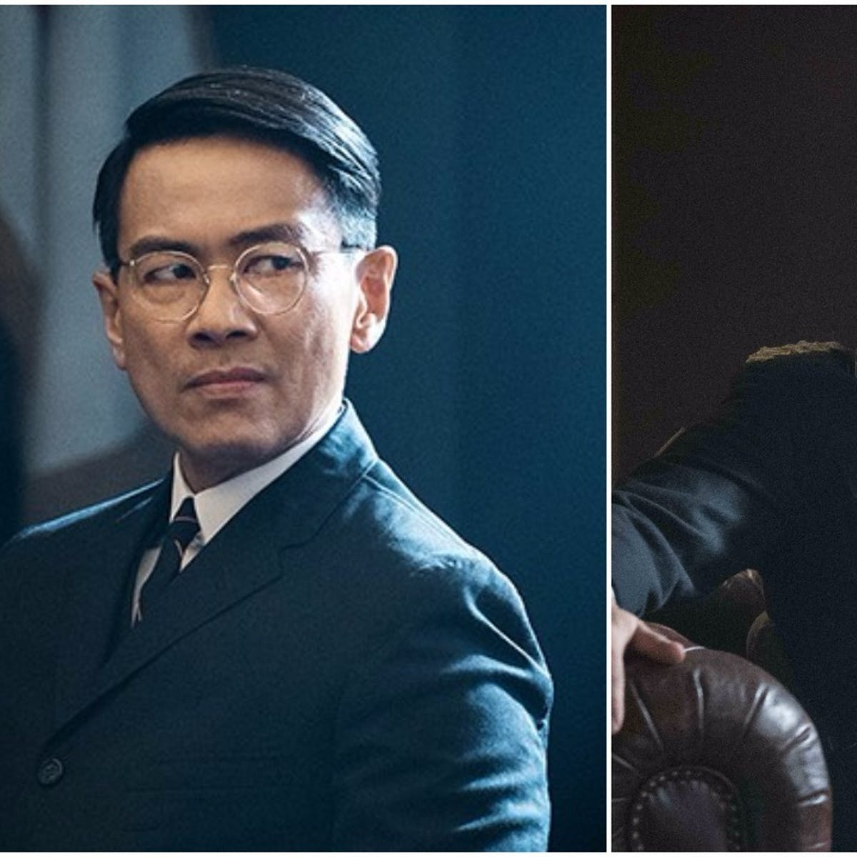 Man in the High Castle' Reveals What Kido and Smith Share | Inverse