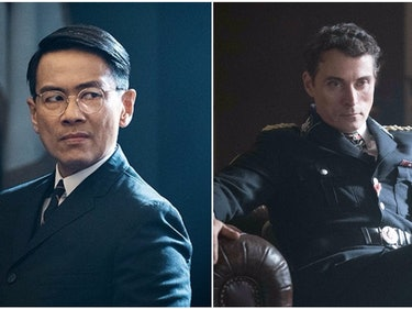 Smith and Kido's Meeting Is Peak 'Man in the High Castle'