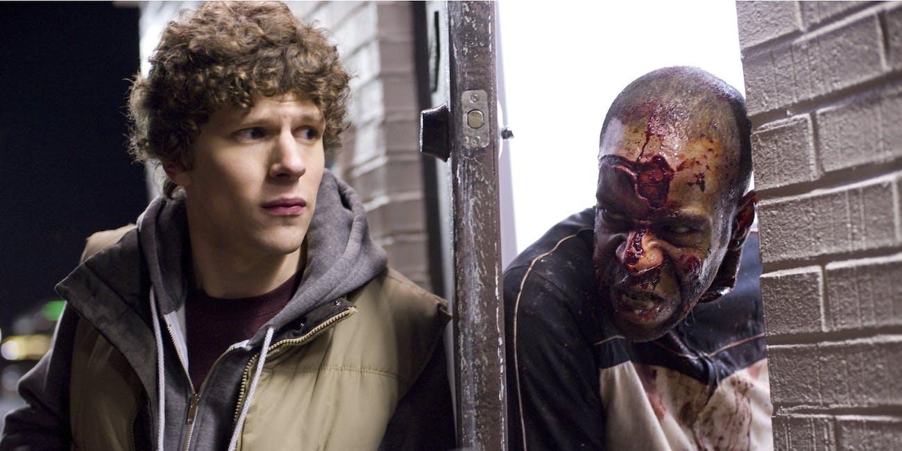 Zombieland Jesse Eisenberg