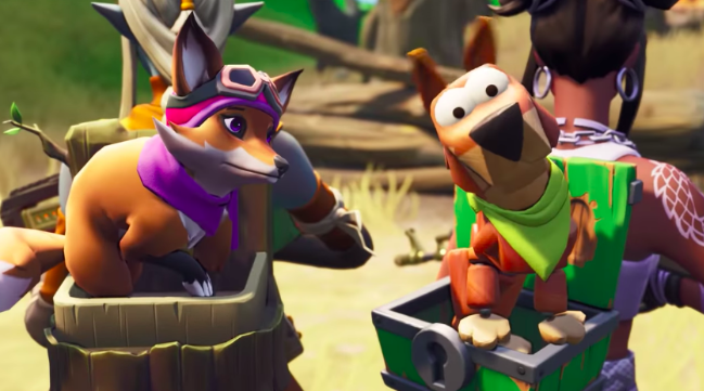 Fortnite Season 8 Battle Pass Overview Skins Pets And Other