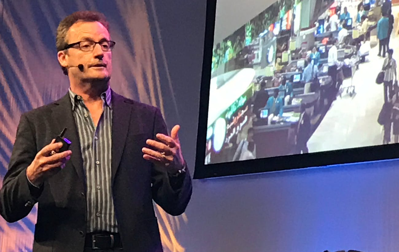 Current transportation systems are overloaded and old, says Hyperloop One CEO Rob Llloyd.